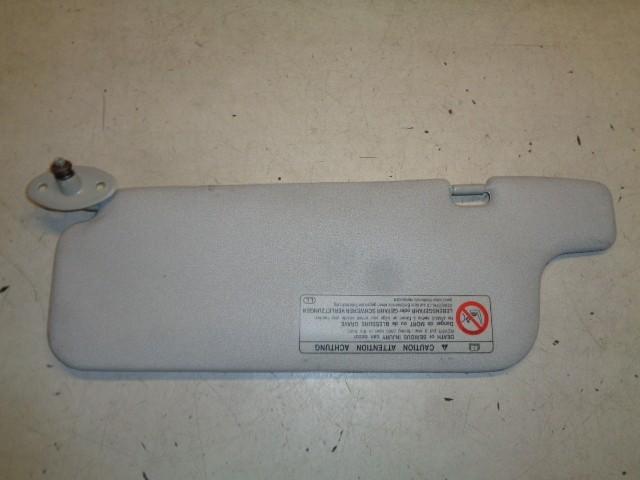 Zonneklep rechts Toyota Yaris I 1.0-16V VVT-i ('99-'05)