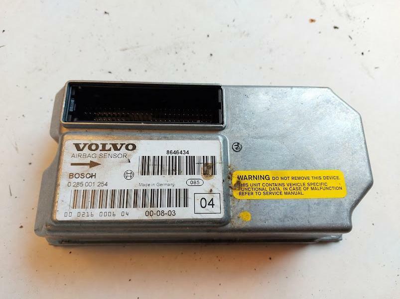 Airbag moduleVolvo V70 II 2.4 T 8646434 0285001254