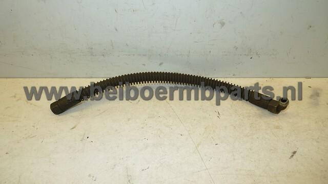 Automaatbakleiding Mercedes flexibele slang 35cm met haakse bocht