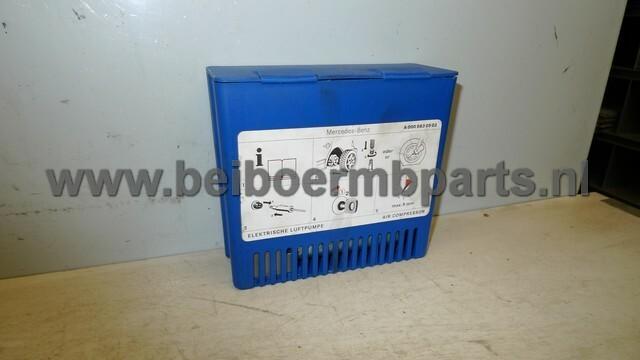 Compressor Mercedes banden luchtpomp banden 168/203/170