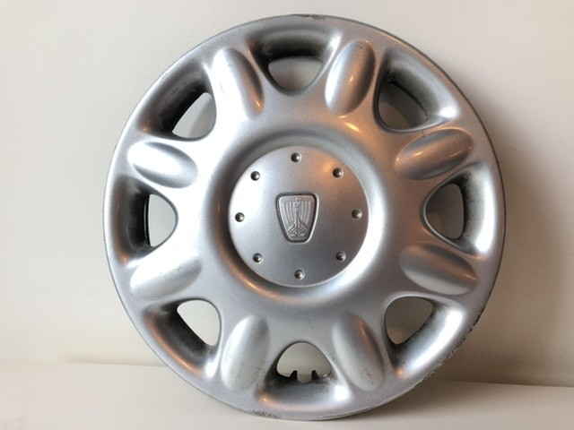 Wieldop Rover 14 inch Moulded Badge DTB101390XXX