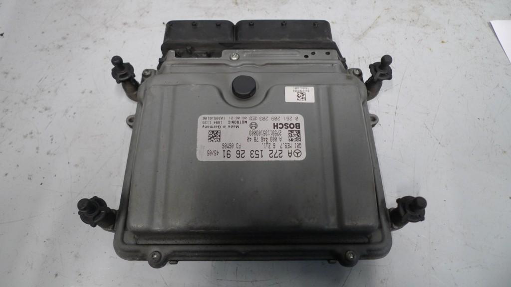 Computer motormanagement 272967 Mercedes R350 A2721535191