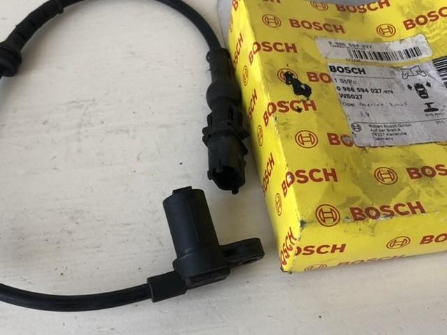 ABS sensor 0986594027 Bosch Opel GM 09115064 Siemens