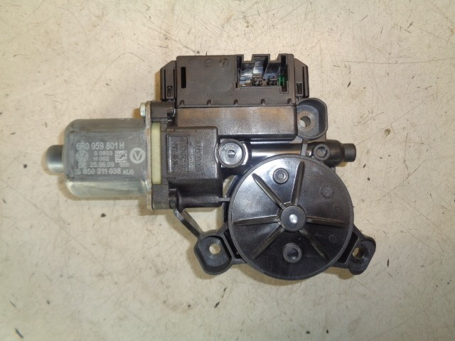 Motor raammechaniek LV VW Polo 09-'14 6R09598010130822531