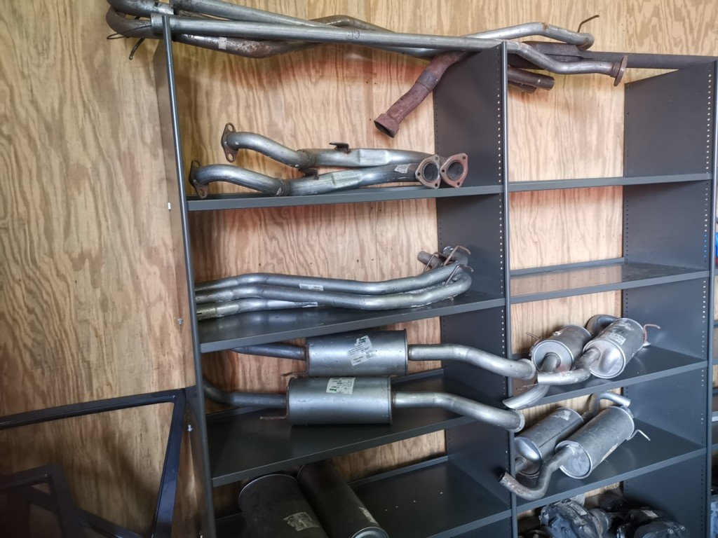 Vele onderdelen en plaatwerk Citroen BX ('82-'94)