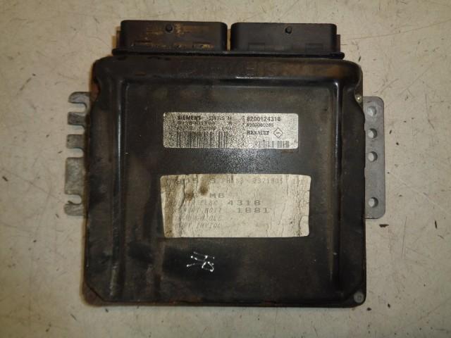 Computer motor k4m a7 Renault Scenic I 1.6-16V ('99-'03) 8200124318