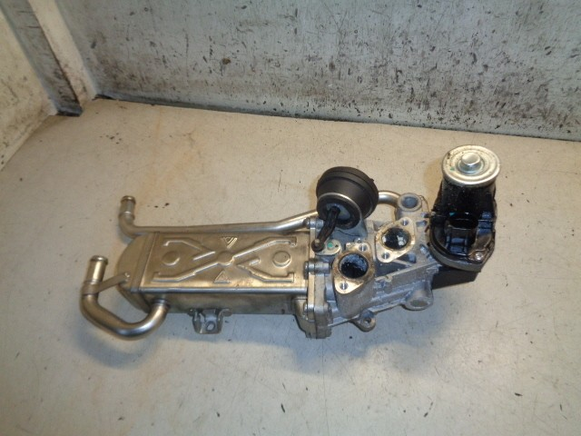 EGR-koeler VW Polo 6R 1.2 TDI BlueMotion  09-'14) 03P131512E