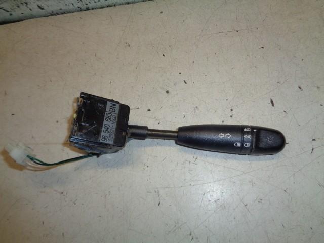 Lichtschakelaar zwart Chevrolet Matiz 0.8 Spirit ('05-'10) 96540683
