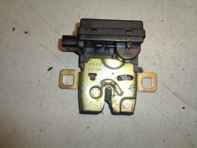 Achterklepslot Mini R50 1.6 Cooper ('01-'06) 5124274528