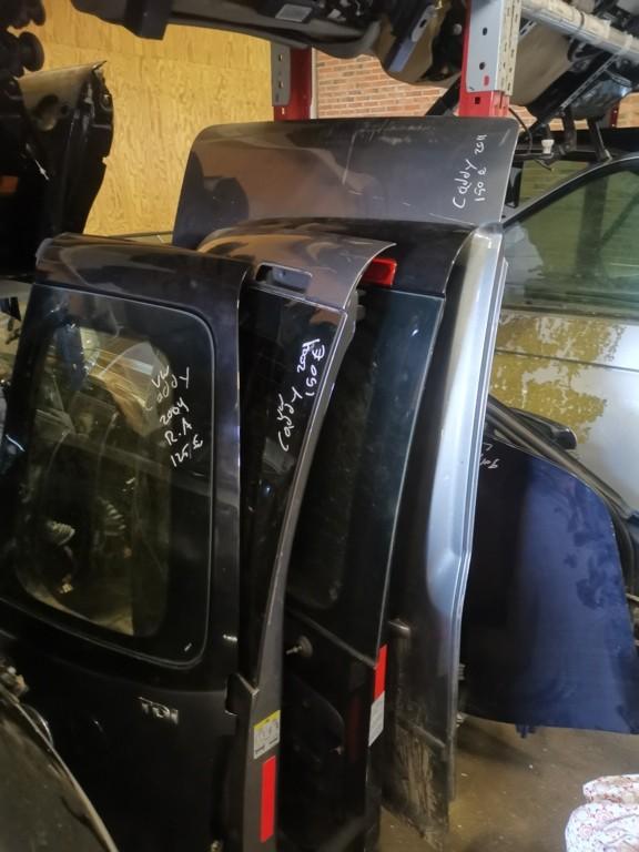 Achterdeur li en re, zijdeur VW Caddy Bestel III ('03-'10)