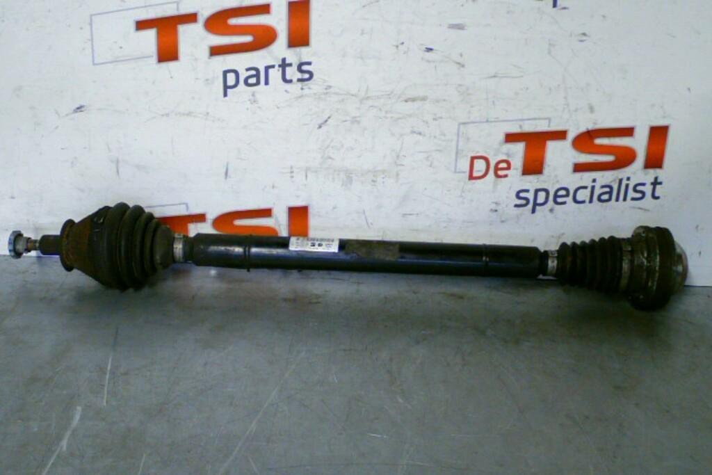 Aandrijfas RV 7-Traps DSG 6R0407762S Seat Ibiza 6J Cupra