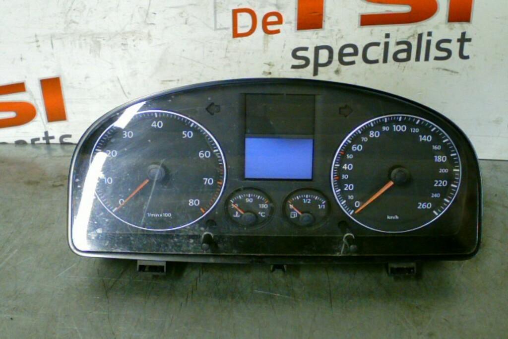 Tellerunit1T0920863DVolkswagen Touran II ('06-'10)