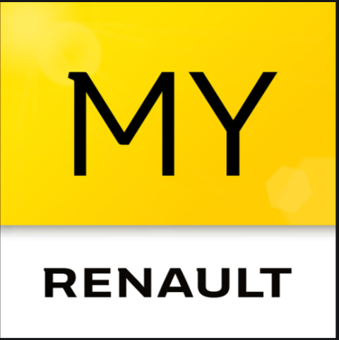 MyRenault+ kaart u224466