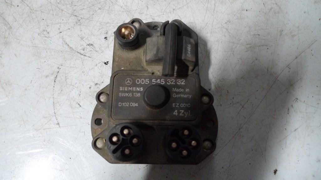 Ontstekingsmodule Mercedes 124/201 4-cilinder A0055453232