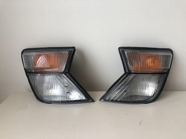 Knipperlicht setimitatie Nissan Patrol SUV (Y61 215-1586L-U
