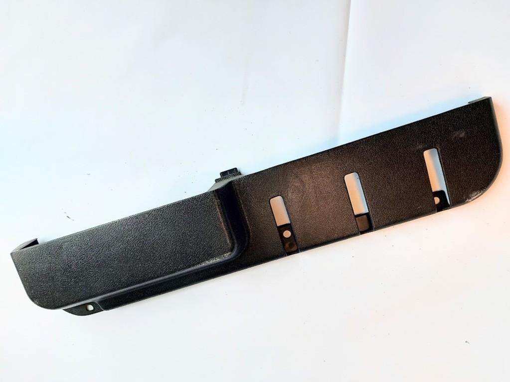 Deurbak deurkaart rechts voor. Volvo 240 244 245 zwart