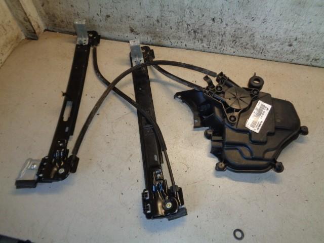 Raammechaniek rechtsvoor 5-deurs elektrisch Seat Ibiza 6J 1.2 TDI Style Ecomotive ('08-'17) 0390241566