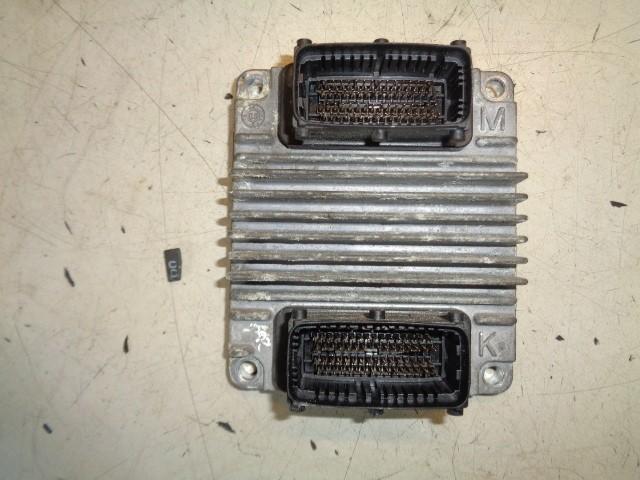Computer motor z14xe Opel Corsa C 1.4-16V Cosmo ('00-'06) 09391340