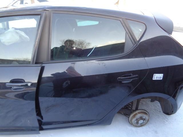 Portier LA LC9Z Zwart Seat Ibiza 6J HB ('08-'17) 6J4833055