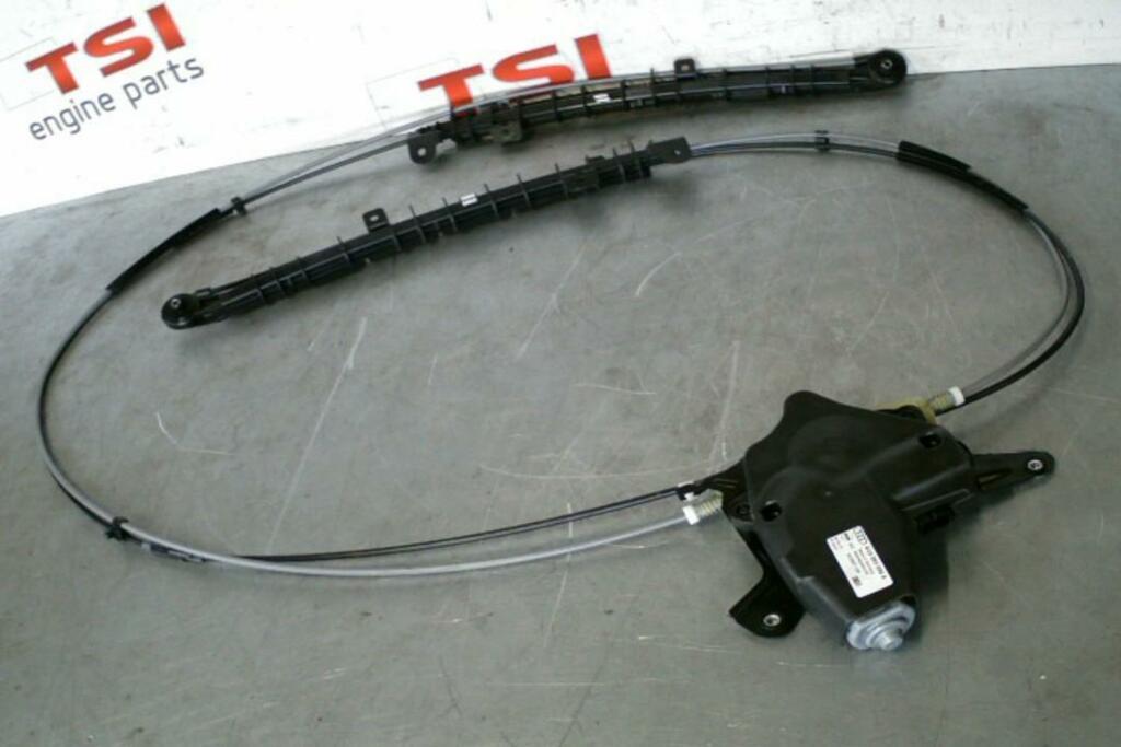 Aandrijfeenheid Rolafdekking 4G9863560A Audi A6 Avant C7