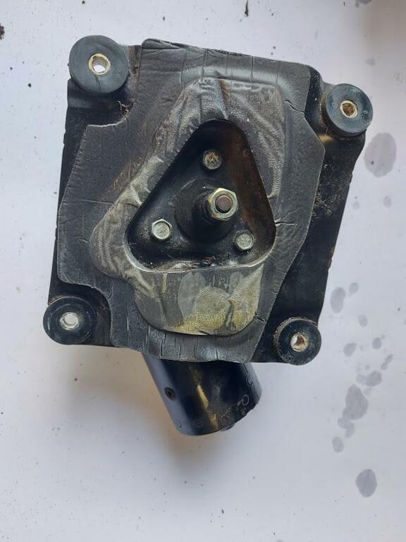 Ruitenwissermotor voorzijdeVolvo S40 V40 I 30874367