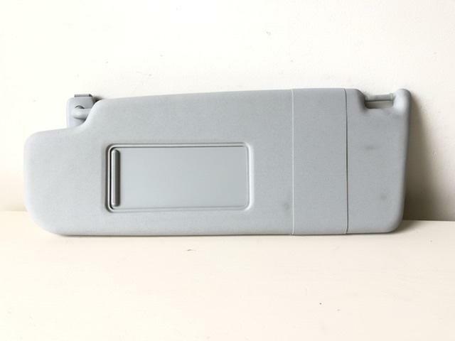 Zonneklep linksgrijs 1K0857551N 2F4 VW Passat met licht