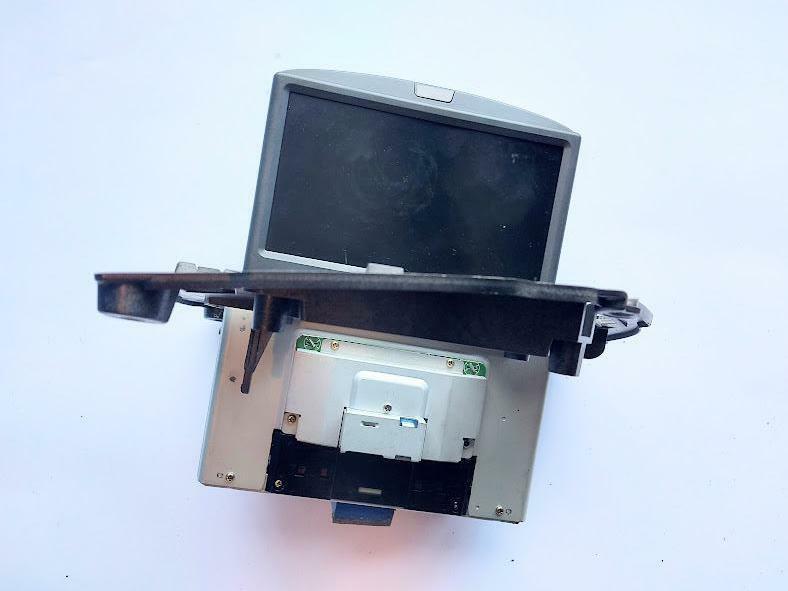 NavigatiedisplayVolvo XC70 II 2.5 T ('02-'07)8673822