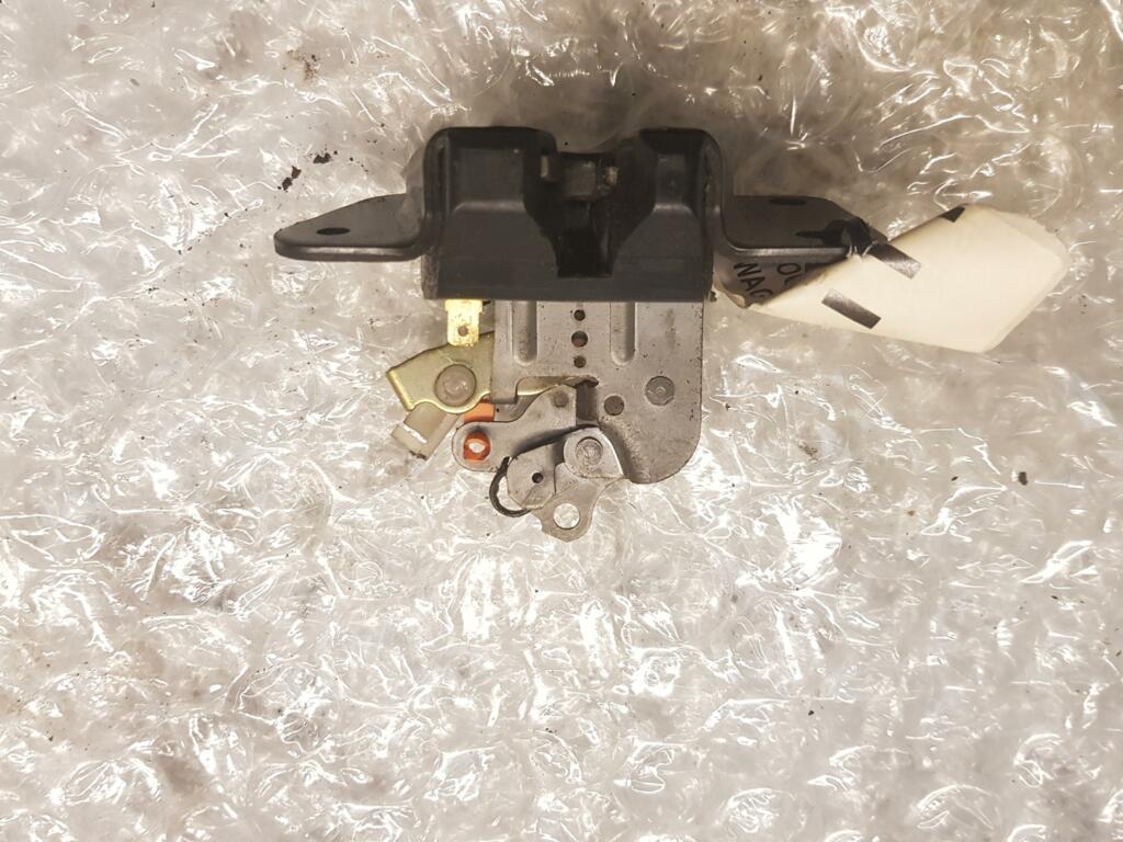 AchterklepslotMitsubishi Galant VI 2.0 GLSi ('92-'01)