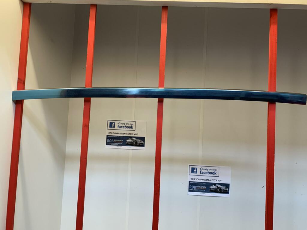 Achterbumper lijst orig. chroom Peugeot 605 (90-99) 745232
