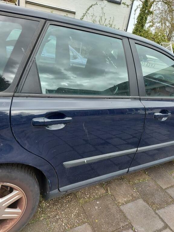 Achterdeur deur rechts Volvo V50 ('04-'12)31335470 613-46