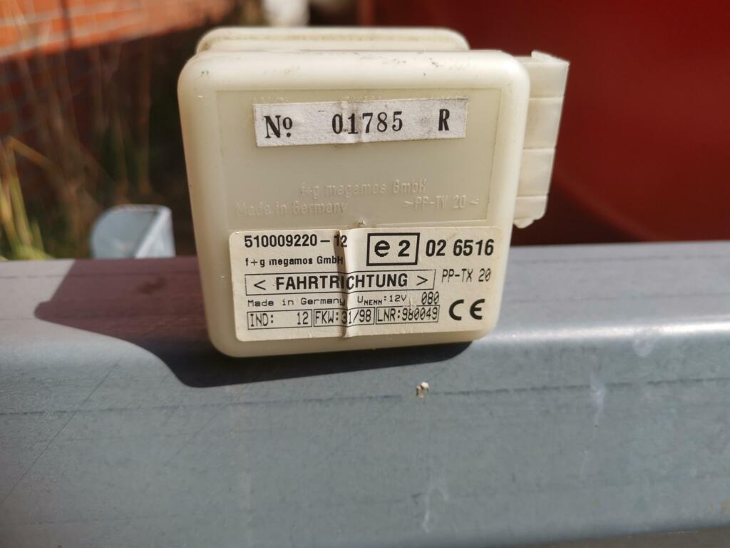 AlarmmoduleorigineelAudi A2 ('00-'05)701020050