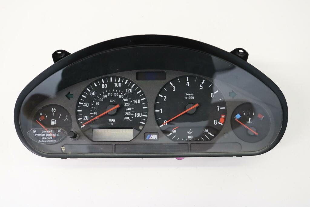 Instrumentenpaneel BMW 3-serie E36 M3 62112497715