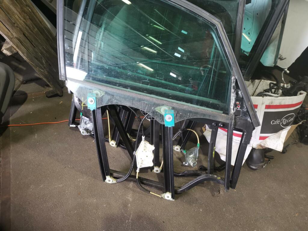 Raammechanisme Audi A2 ('00-'05)