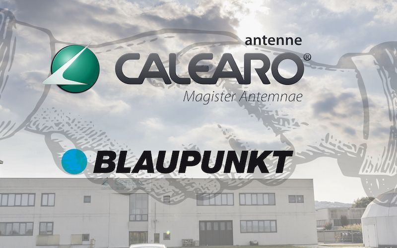 Calearo Antenne and Blaupunkt to surpass annual sales budget