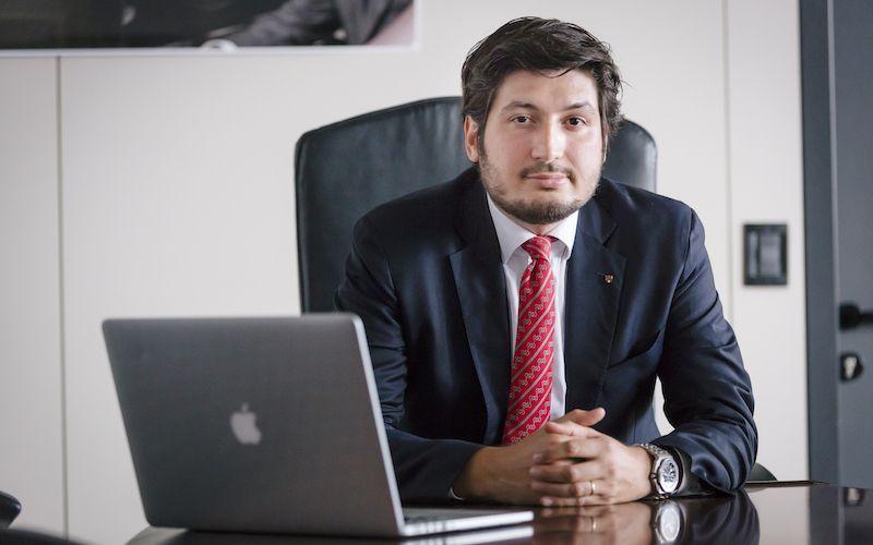 Eugenio Calearo Ciman eletto presidente del Gruppo Giovani Imprenditori di Vicenza