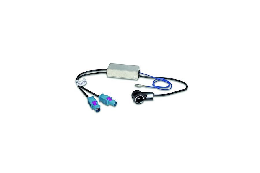 ANTENNA ADAPTER WITH DOUBLE FAKRA M cod. Z ISO