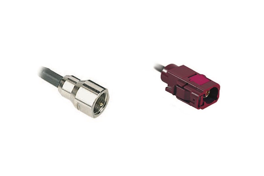 FAKRA F cod D to FME M ADAPTER CABLE