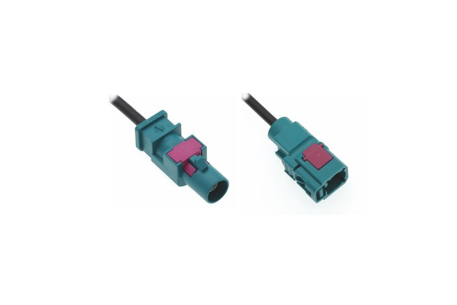 FAKRA F to FAKRA M ADAPTER CABLE