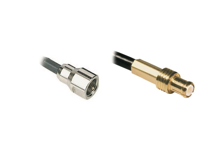 FME M to MCX M ADAPTER CABLE