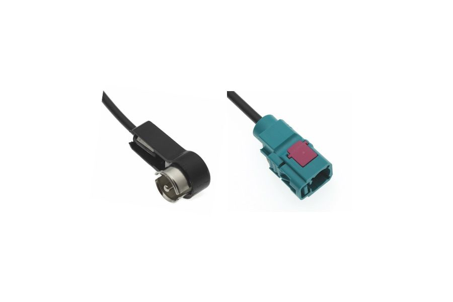 ISO M FAKRA F ADAPTER CABLE