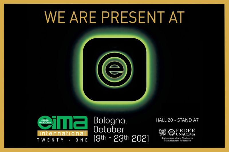 Meet us at EIMA International 2021