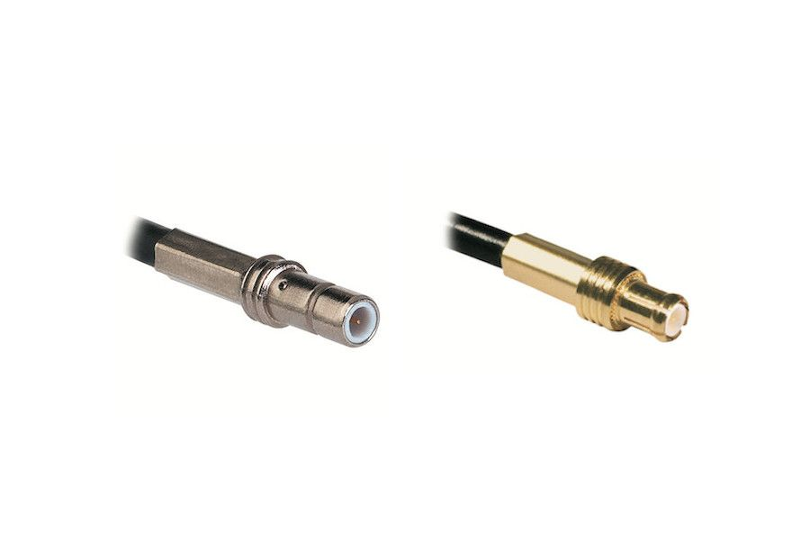 SMB M to MCX M CABLE ADAPTER