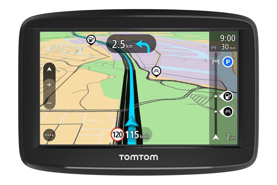 tomtom supportanwendung