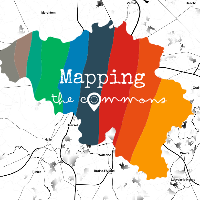Mapping the commons