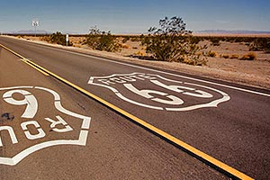 All American road trips - Route 66