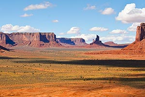 National parks - Monument Valley