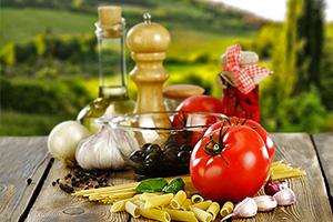 Détente et Gastronomie - Italie