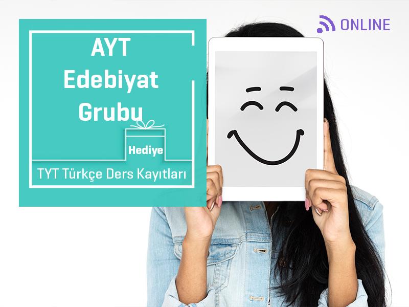 AYT - Türk Dili ve Edebiyatı Grubu - AYT Uzaktan Eğitim