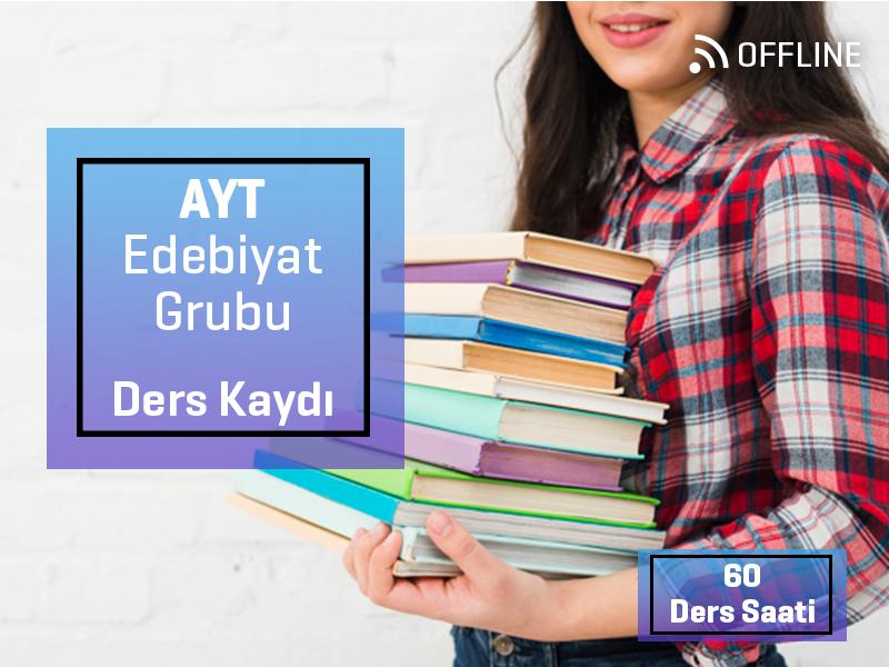 AYT - Edebiyat Grubu Offline Kayıtları - AYT Uzaktan Eğitim