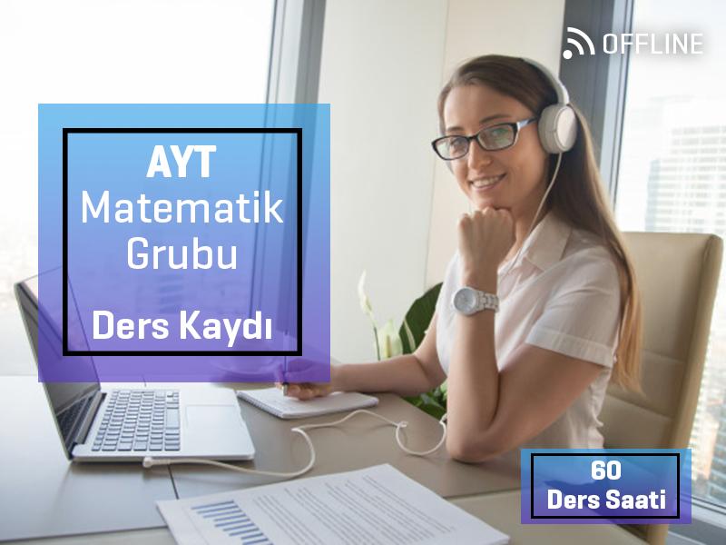 AYT - Matematik Grubu Offline Kayıtları - AYT  - 1 Yıllık
